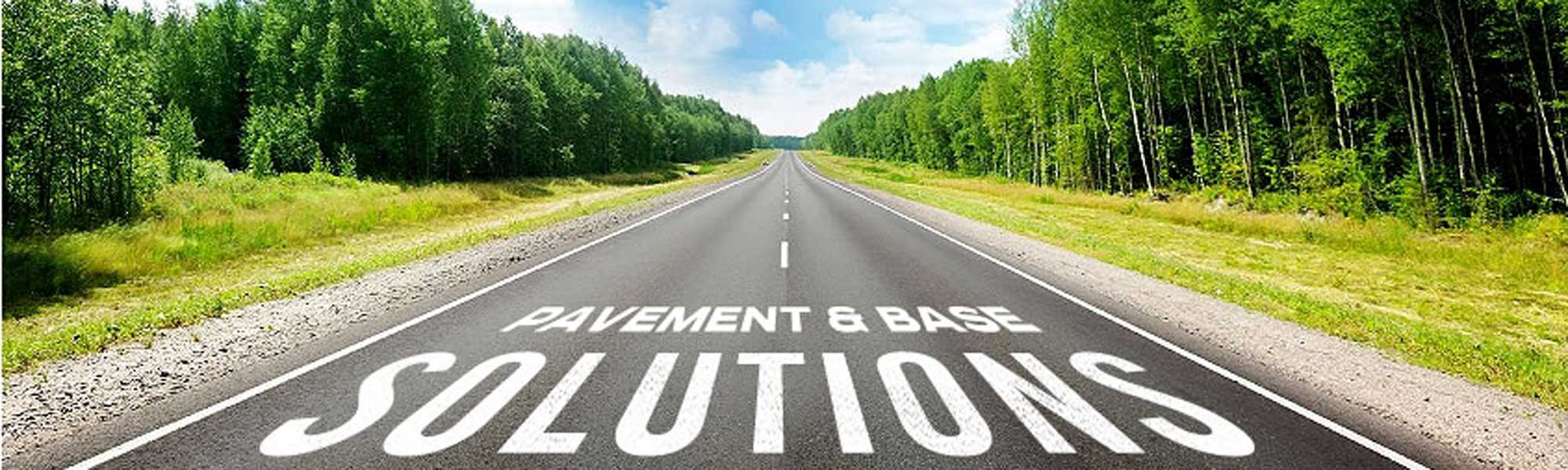 pavement and base solutions